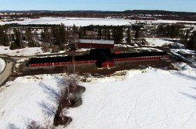 Hydro66 Node Pole  Sweden