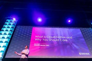 Dan Kohn, Executive Director - Cloud Native Computing Foundation