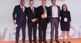 Dataprev obtiene el premio al 'Mejor Proyecto Cloud' en los DCD Awards 2018
