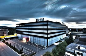 R&M headquarters in Wetzikon, Switzerland