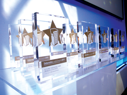 the fifth Datacentre Leaders Awards took place in London 16 December