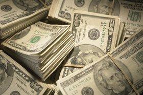 Dollars, money