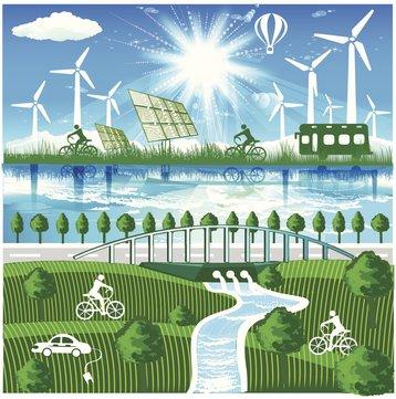 Sustainability / green