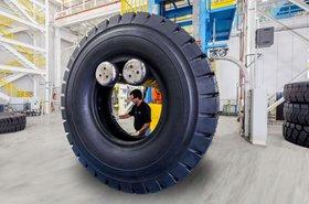 Bridgestone Americas giant tire
