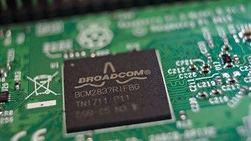 Raspberry Pi 3 Broadcom BCM2837 Main Processor