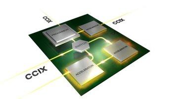 CCIX - framework for sharing application accelerators
