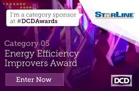 DCD Awards Starline