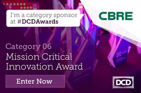 CBRE Mission Critical Innovation Award