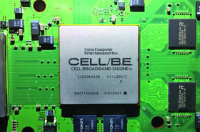 Cell Broadband Engine Architecture on a PS3 board