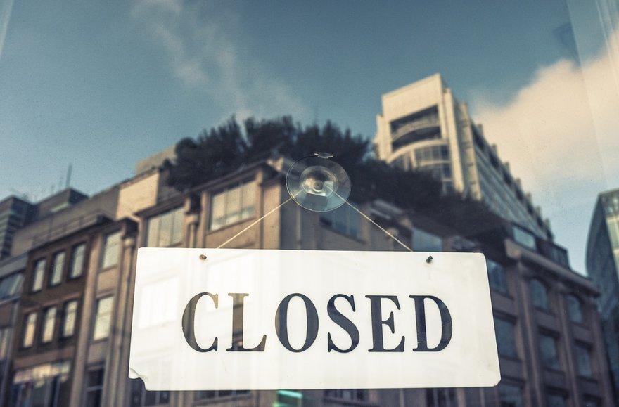 Cerrado closed