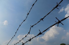 cloud security barbed wire perimeter thinkstock photos majo1122331