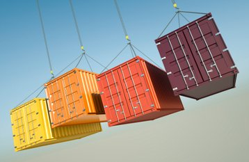 Containers stock WEB