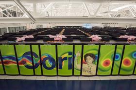 Cori, the NERSC's Cray XC40 supercomputer