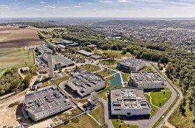 d4 campus aerial