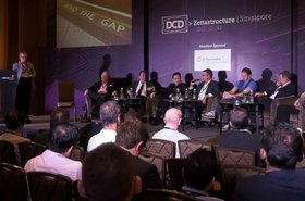 DCD>Zettastructure Singapore highlights