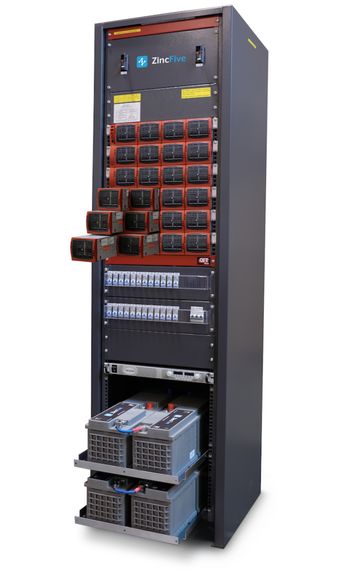 ZincFive UPS Model 48-3-208