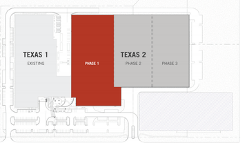 Data Foundry Texas 2 expansion