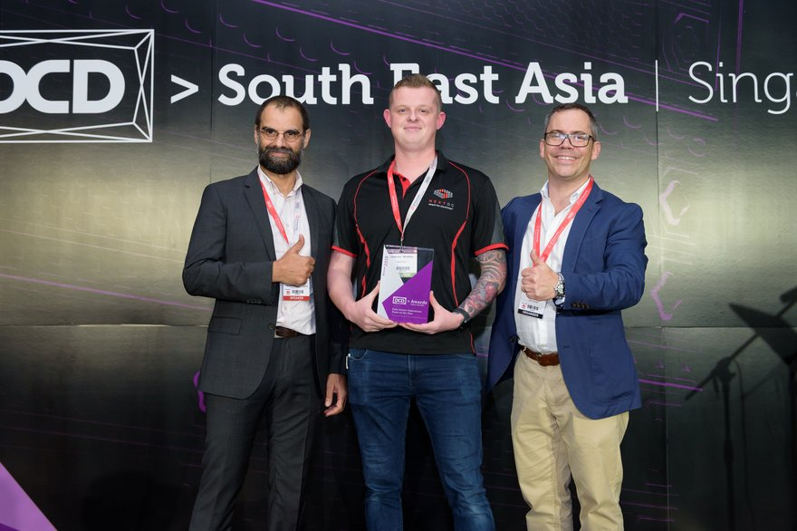 DCD>Awards | Asia Pacific 2018 - Open Category Winners
