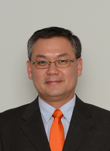 Edwin Ng, General Manager, DC Services, TM One