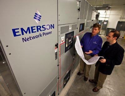 Emerson data center switchgear