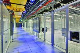 Equinix Dallas data center