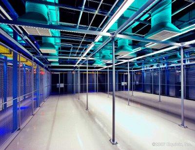 An Equinix data center in Washington, D.C.