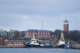 Esbjerg harbour
