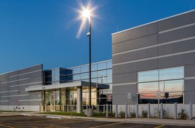 DFT's CH2 data center in Elk Grove Village