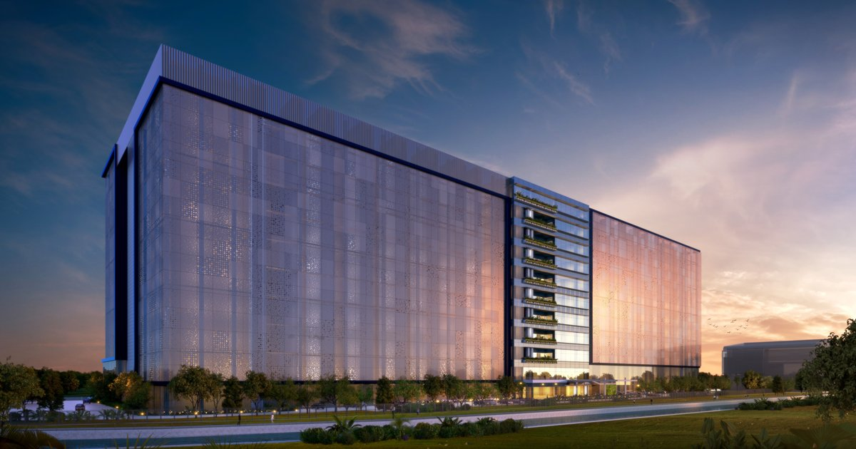 Facebook To Build 1bn Multi Story Data Center In