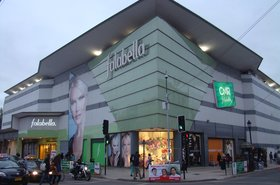 Falabella department store, Talca, Chile