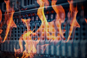 Server outage / failure