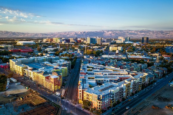 Downtown San Jose, CA