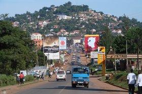 Muyenga Tank Hill, Kampala