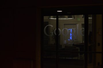 Google in the dark