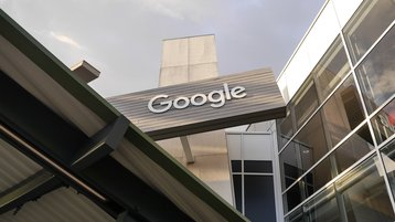 Google's HQ