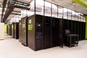 Inside a Green House Data facility