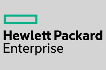 The new HPE logo