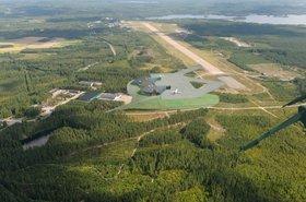 NxtVn Data Center Park in Halli, Finland