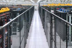 Inside Hillsboro data cente