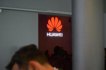 Huawei closed door