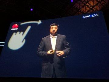 Ken Hu, Deputy Chairman of the Board, rotating CEO, Huawei