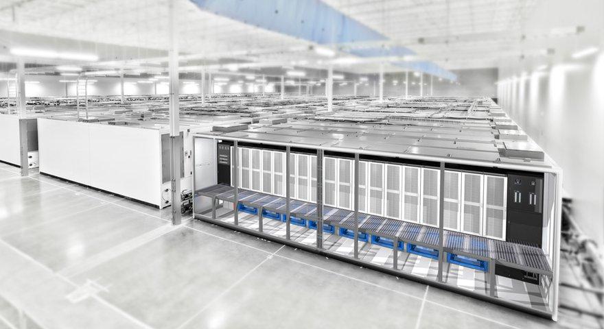 Baselayer Modular Data Centers Reach The Uk Dcd