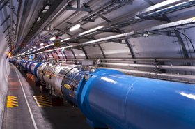 Large Hadron Collider, tunnel sector 3