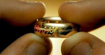 LOTR The one Ring