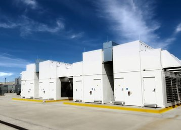 Microsoft's Quincy data center