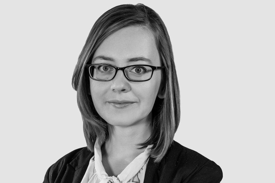 Malgorzata Zabieglinska-Lupa, Comarch
