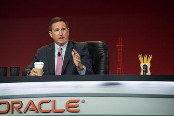 Mark Hurd, CEO, Oracle