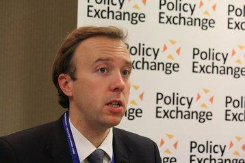 Matthew Hancock, British Minister of Digital, Culture, Media and Sport