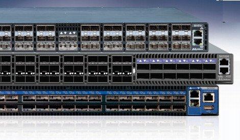 Mellanox Ethernet switches
