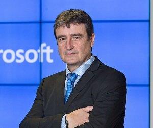 Microsoft Héctor Sánchez